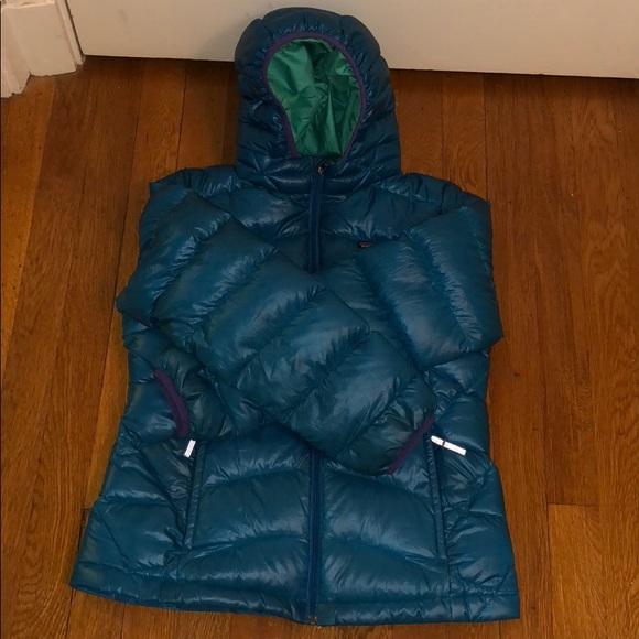 Patagonia Jackets Coats Girls Hiloft Sweater Hoody Size L 12